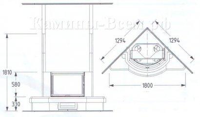 BELVAL Galb 80