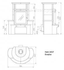 HARK 34 GT ECOplus